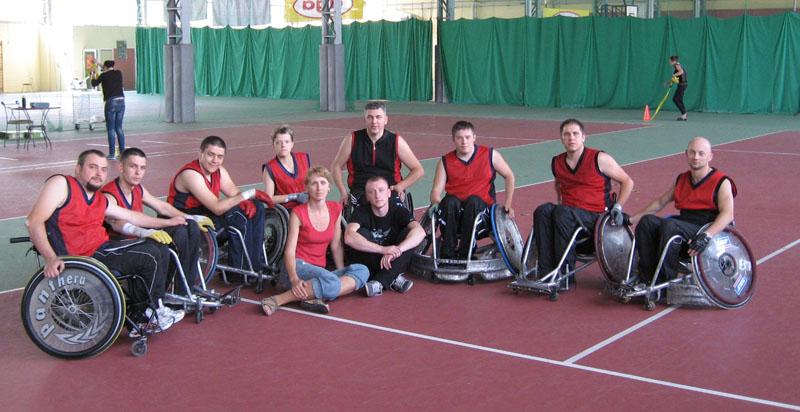 Другий тур Польської Ліги регбі