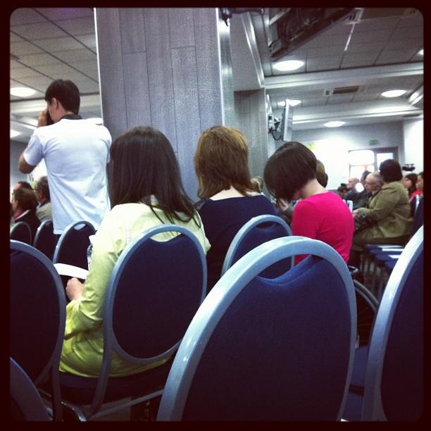 Представник ГАР виступив з доповіддю на форумі