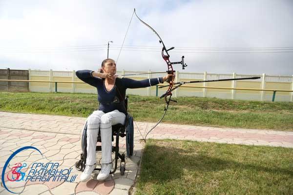 Паралимпийцы: чемпионка без ног