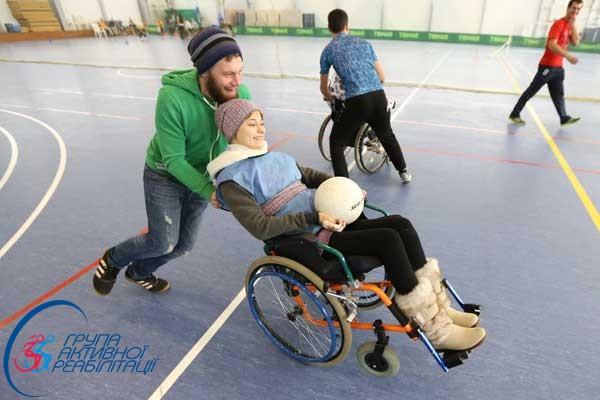 В «Украине» люди с инвалидностью чувствуют себя полноценными людьми