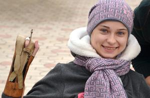 Оксана Кононець - учасниця табору АР