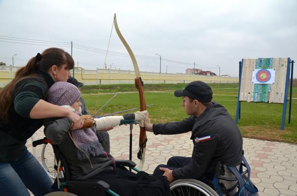 З інструктором Віктором