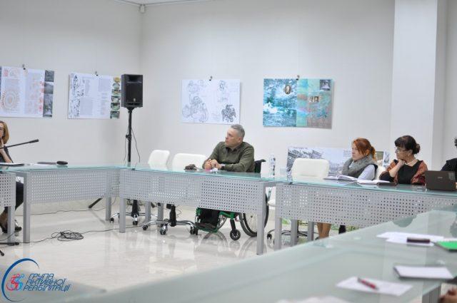 Лідери ГАР провели тренінг для музейників