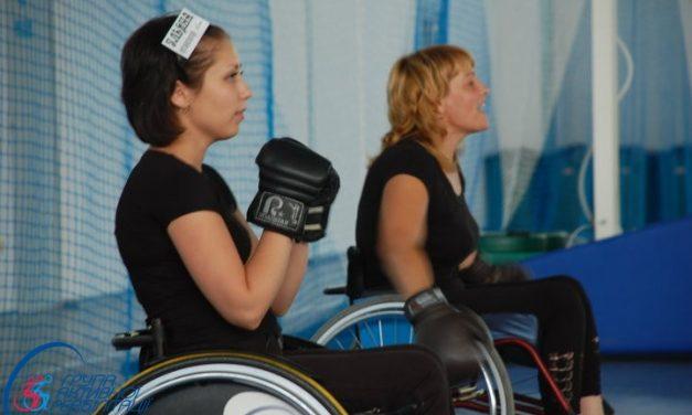 Вересень 2010 – Табір активної реабілітації