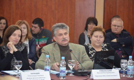 Відбулася міжнародна конференція з питань реабілітації воїнів, що дістали поранення під час бойових дій в Україні