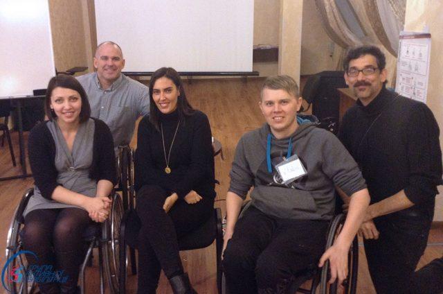 З тренерами організації UCP Wheels