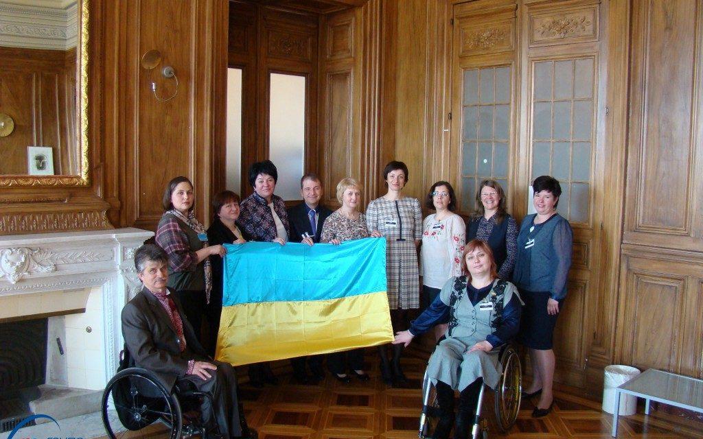 Вперше голос громадських організацій людей з інвалідністю прозвучав в Комітеті ООН