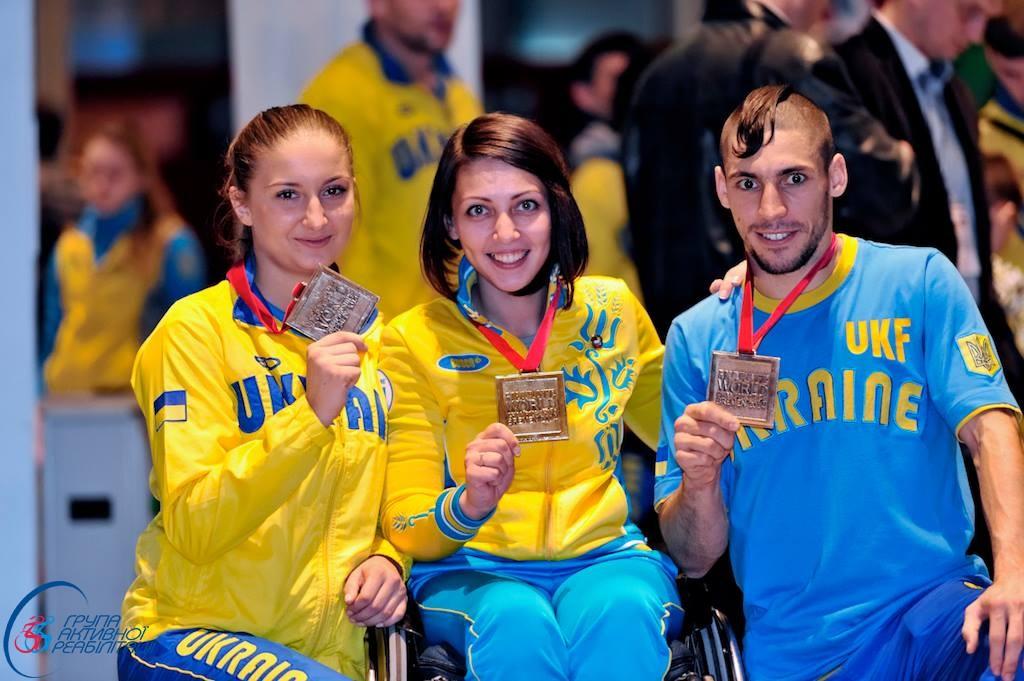 З призерами чемпіонату світу