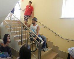 Підйом по сходах