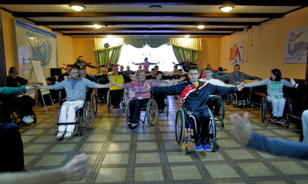 Перший табір активної реабілітації у 2016 році успішно відбувся