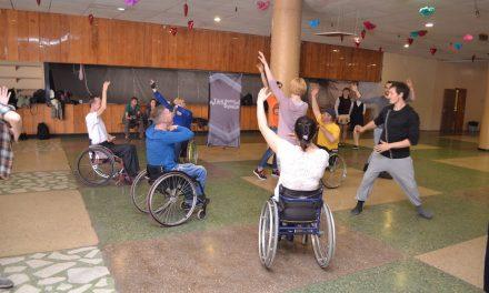 Лідери ГАР прийняли участь в проекті «Ре_Танц_Формація»