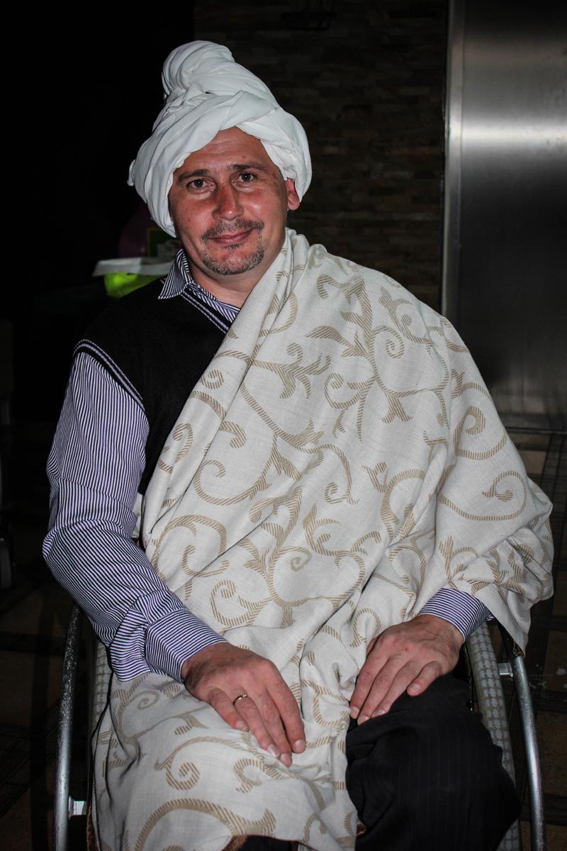 Бал-маскарад: костюм з того що було