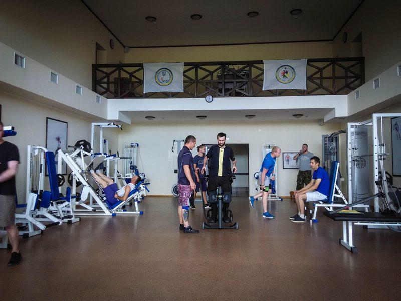 Загольно-фізична підготовка