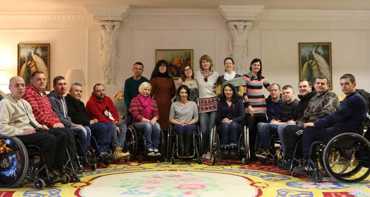 З 9 по 11 грудня в Києві відбулися звітно-виборні збори ВГОі «Група активної реабілітації»