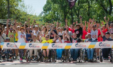 ГАРівці прийняли участь у благодійному забігу Wings For Life World Run