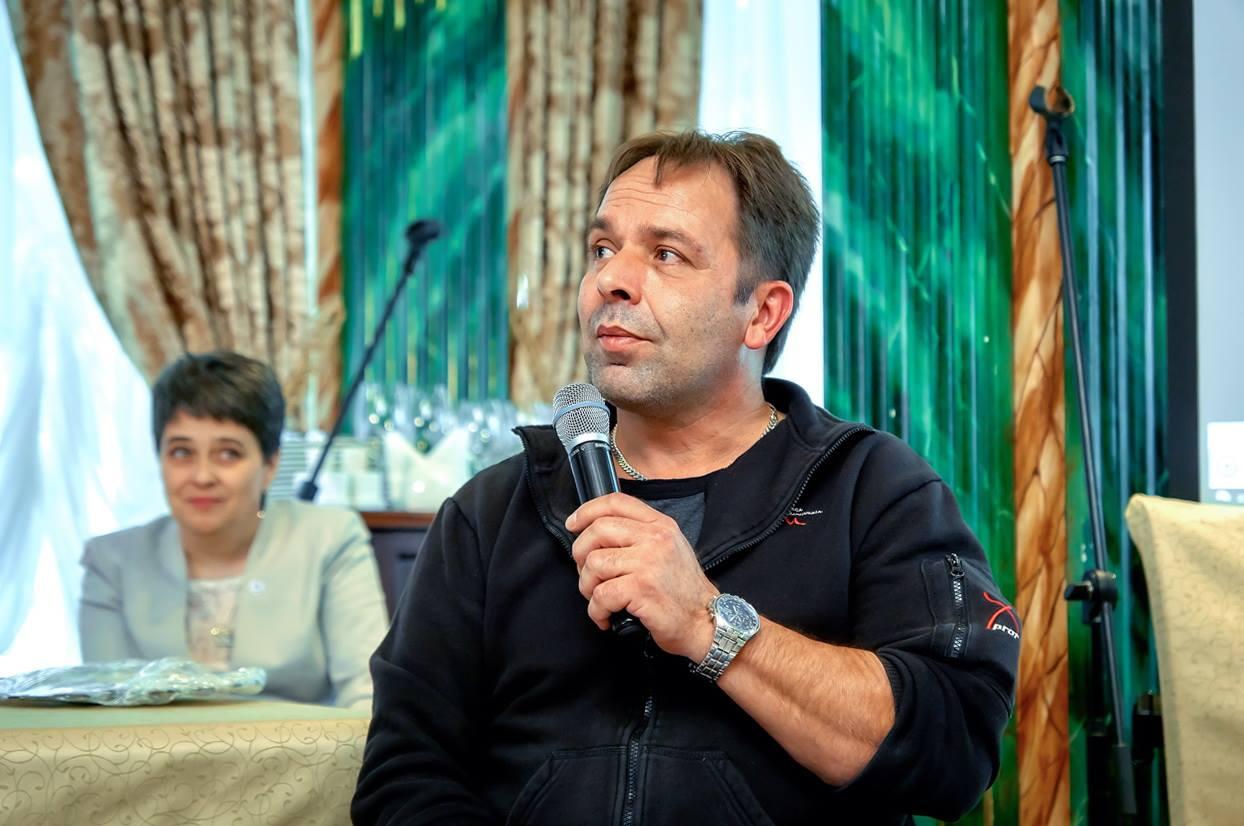 RG Aktiv Rehabilitering - Imre Czifrik (заступник голови, Швеція)