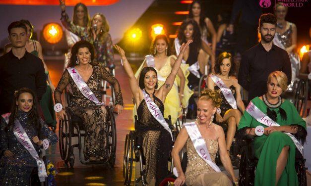 Україна на конкурсі Miss Wheelchair World 2017 в Польщі
