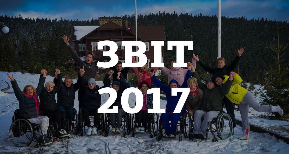 Звіт Громадської організації «Всеукраїнське об'єднання осіб з інвалідністю «Група активної реабілітації» за 2017 рік
