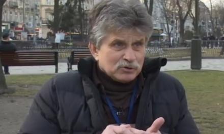 Ярослав Грибальський: Про доступність Львова