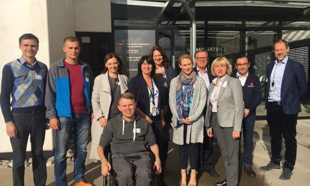 Робочий візит української делегації до Норвегії з метою вивчення системи забезпечення асистивними технологіями