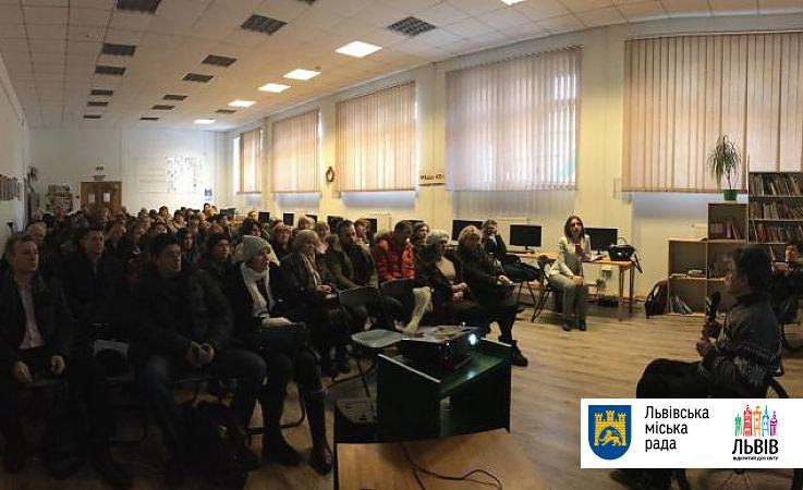 Проведено навчальний семінар для керівників культурних установ міста Львів