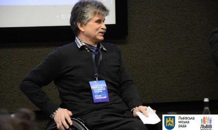 Ярослав Грибальський: «Тема мого життя – як залучити креативних людей, які мають інвалідність»