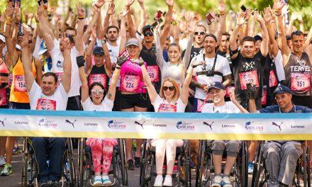 Wings for Life World Run в п'ятий раз пройшов по всьому світу, в тому числі і в Україні