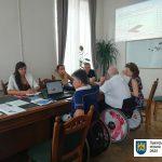Сьогодні відбулась нарада щодо доступності Львова для маломобільних груп населення